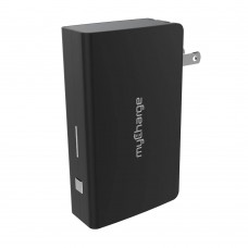 myCharge AmpProng + Portable Charger 6700mAh