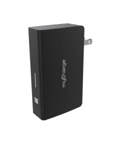 myCharge AmpProng + Portable Charger 6000mAH