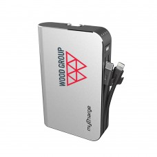 myCharge® HubMax Universal Portable Charger 10050mAh